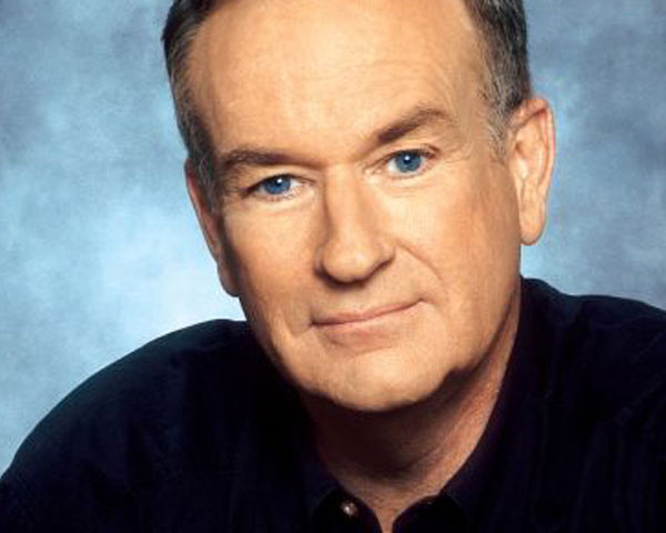 7. Bill O'Reilly
